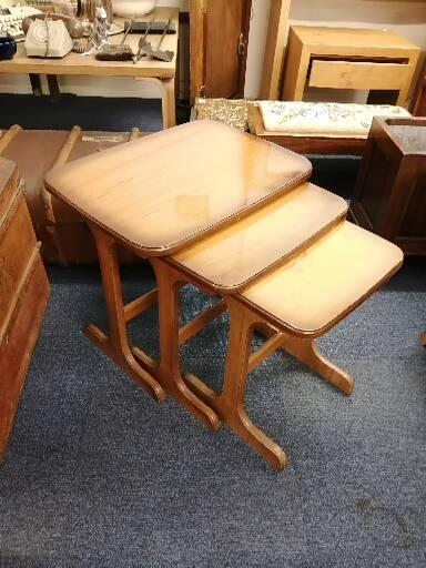 Preview of the first image of Retro nest of tables.
