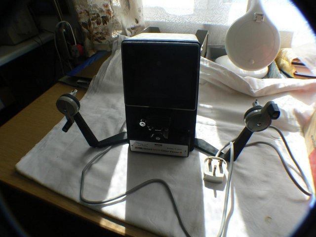 Image 3 of Prinz Oxford 800 Dual Gauge 8mm Movie Editor