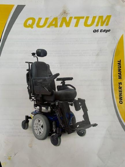Image 3 of Quantum Electric Chair