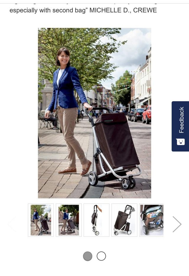 Image 2 of New shopping trolley