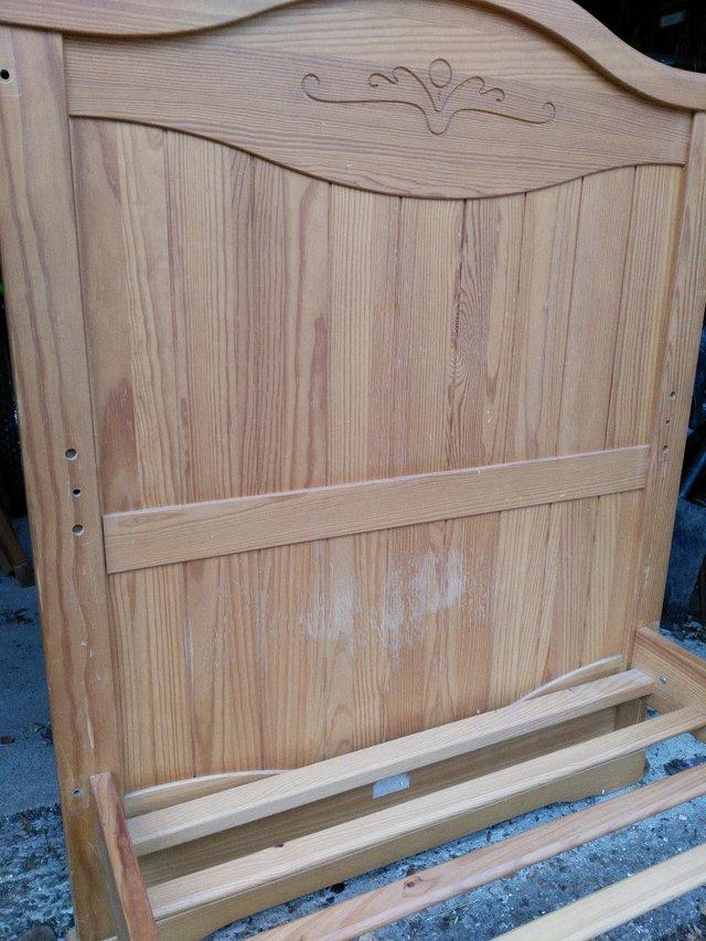 Image 3 of BebeCar Trama cot bed