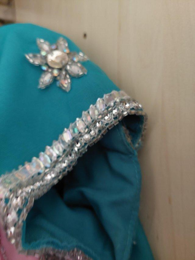 Preview of the first image of Indian skirt/sari.
