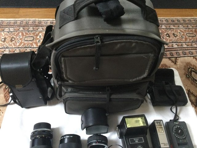 Preview of the first image of Camera Equipment.