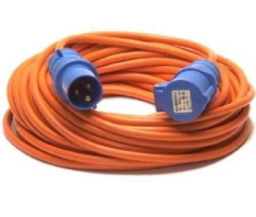 Preview of the first image of 25M Caravan Motorhome Mains Hook Up Cable 2.5mm.