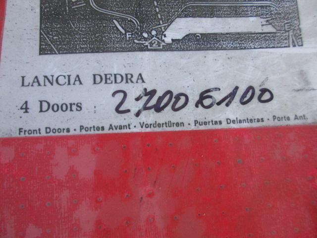Image 3 of Front Lift window mechanisms for Lancia Dedra