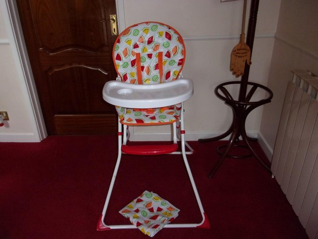 Image 2 of Red Kite Folding Highchair