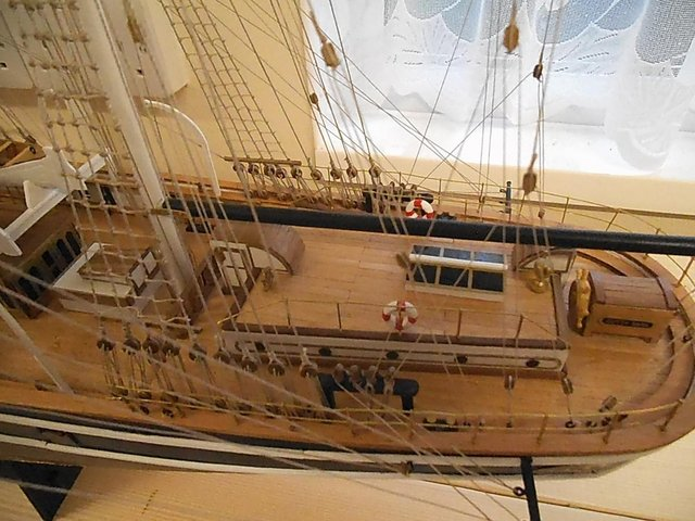 Preview of the first image of model Cutty Sark.