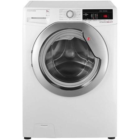 Preview of the first image of HOOVER WHITE 9KG WASHER 1600RPM -WIFI- BIG DRUM-EX DISPLAY-.