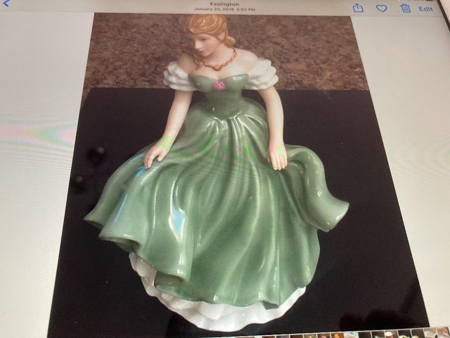 Preview of the first image of Lucerne collectable limited edition collection Figurines.