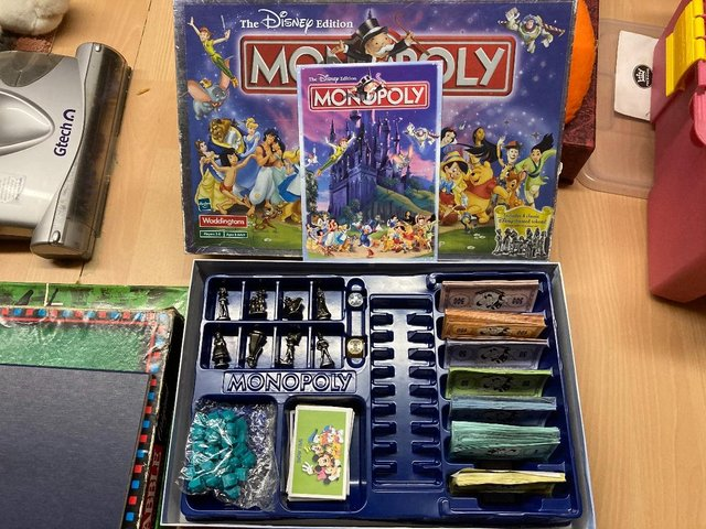 Image 3 of Collectable Monopoly game