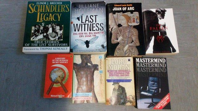 Image 2 of Various Books for sale