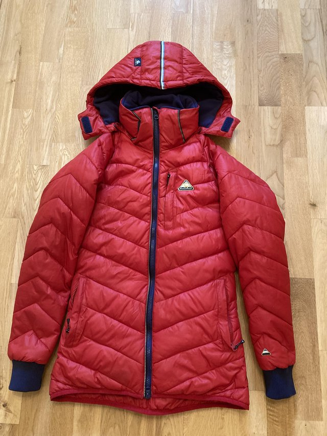 Preview of the first image of Mountain Horse Shelburn Waterproof Jacket (XS).