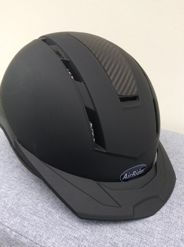 Preview of the first image of Air rider riding hat.