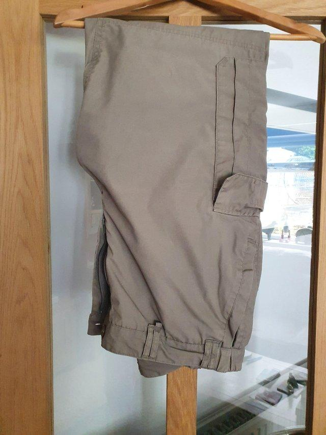 Image 3 of MENS CASUAL TROUSERS SIZE 36S