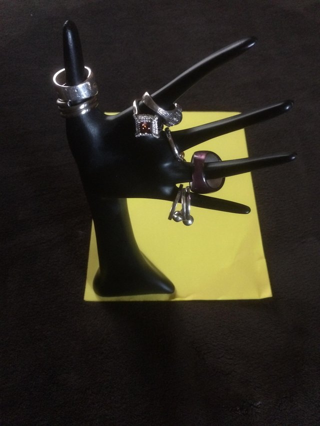 Preview of the first image of Hand Stand Jewellery Stand!.