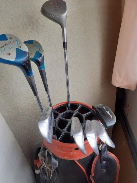 Preview of the first image of Golf Clubs for sale.