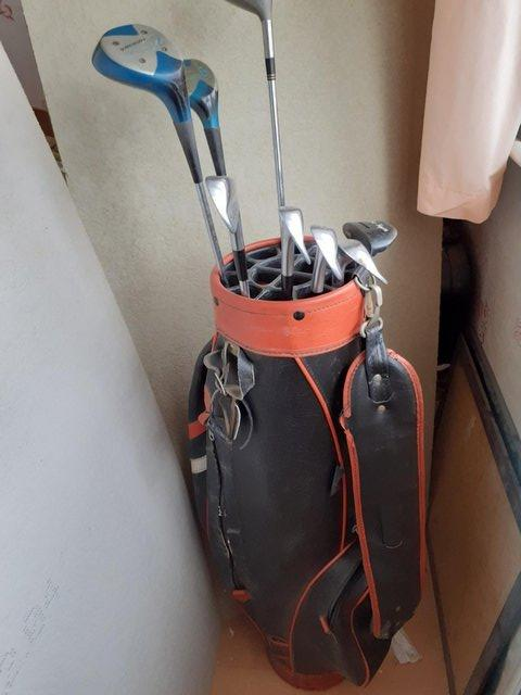 Image 2 of Golf Clubs for sale