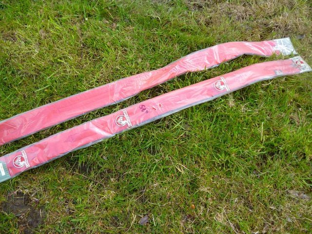 """Image 2 of 56"""" or 58"""" new  Cottage Craft Girths Red only"""