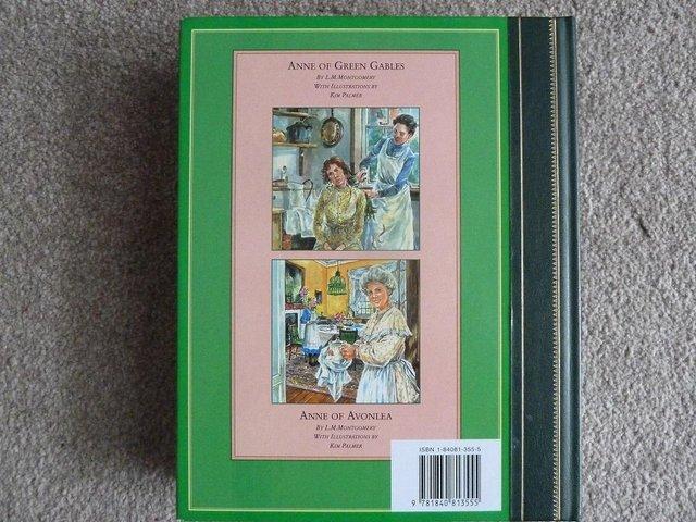 Image 3 of Anne of Green Gables/Anne of Avonlea, classic hardback, 1999