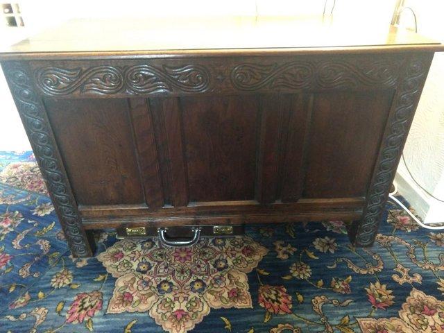 Image 3 of Edwardian chest