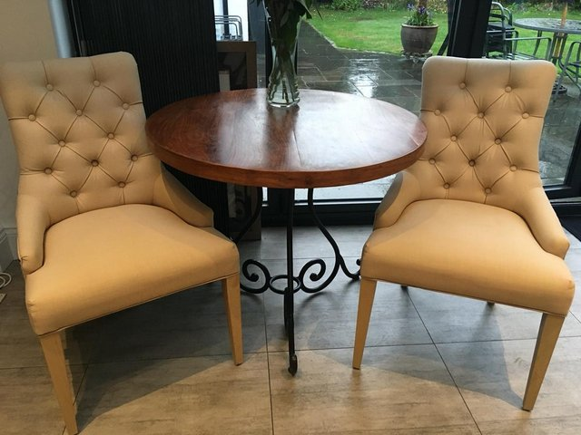 Preview of the first image of NEPTUNE DINING CHAIRS X 2.