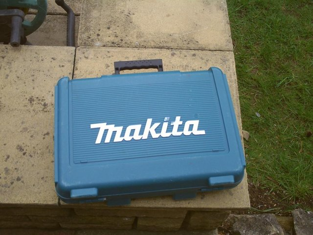 Preview of the first image of Makita battery drill.