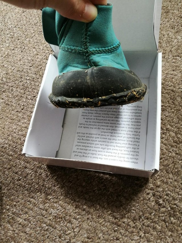 Image 2 of Woof Wear Medical Hoof Boot size 2