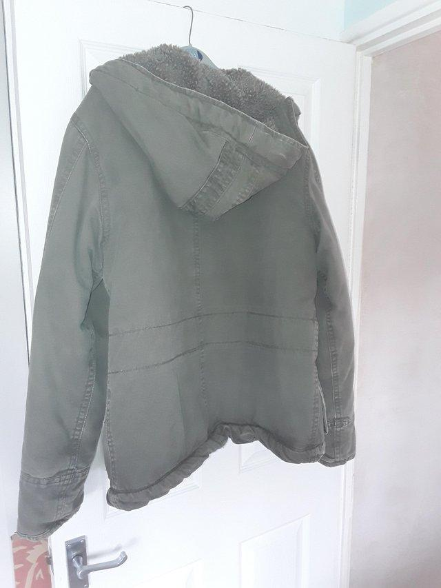 Preview of the first image of Mens Genuine Abercrombie & Fitch Wilcox Jacket Large.