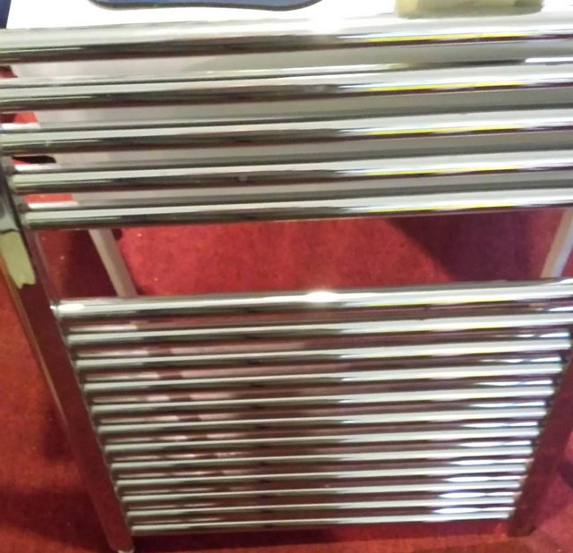 Image 2 of Designer Type of Ladder Towel Radiator Going Cheap to Clear