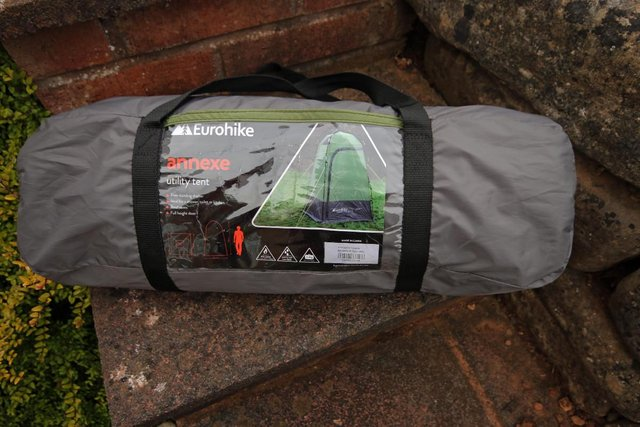 Image 2 of EUROHIKE ANNEXE TENT