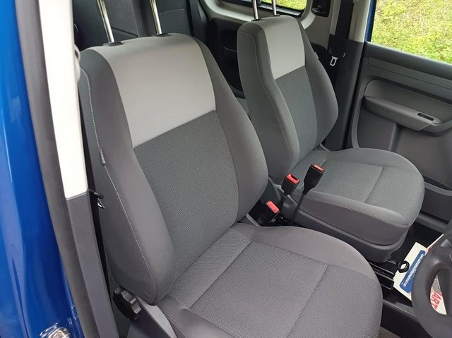 Image 10 of VW Caddy Sirus Automatic wheelchair car 31000 miles