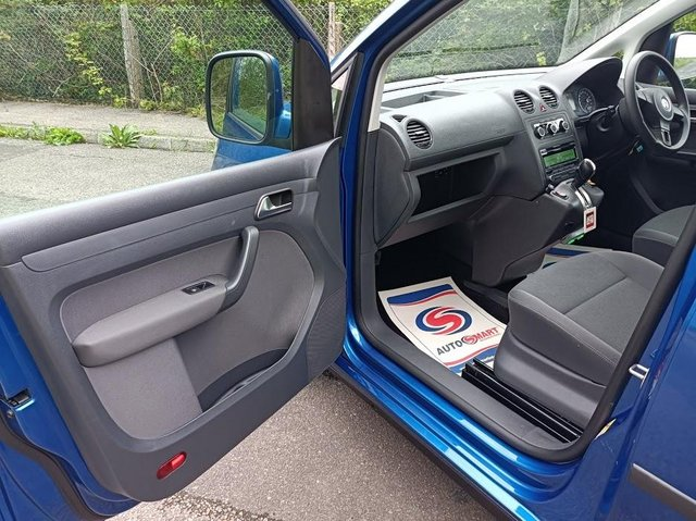 Image 12 of VW Caddy Sirus Automatic wheelchair car 31000 miles