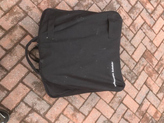 Image 2 of Genuine VW cycle carrier