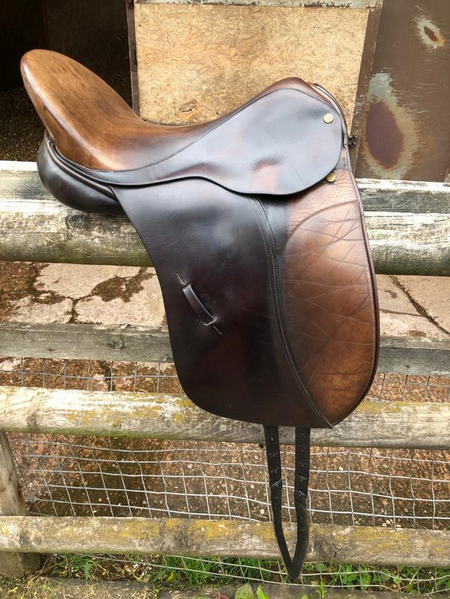 Preview of the first image of Albion Legend Dressage/Show Saddle.
