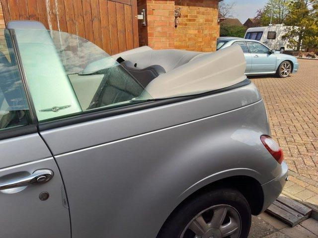 Image 5 of Chrysler PT Cruiser Convertible Limited 2007, Mileage 57,230