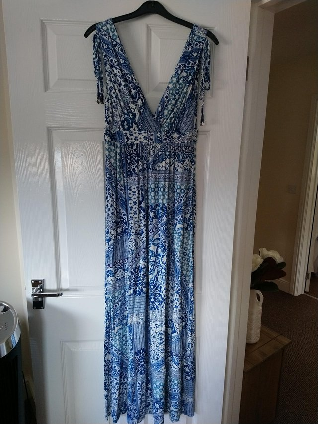 Preview of the first image of Maxi Dress from Monsoon size S.