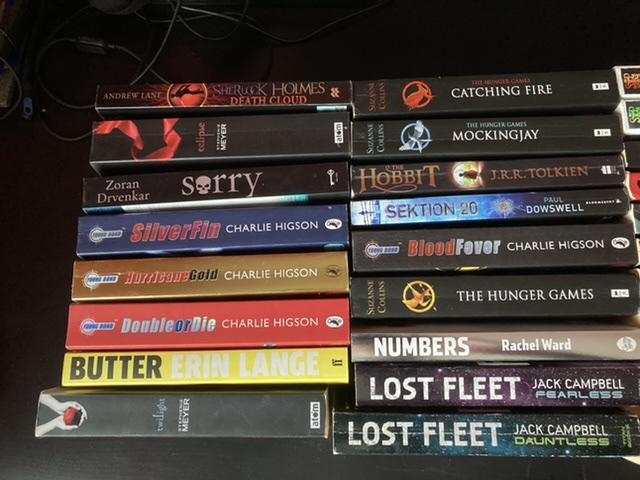 Image 3 of Young Person Novels
