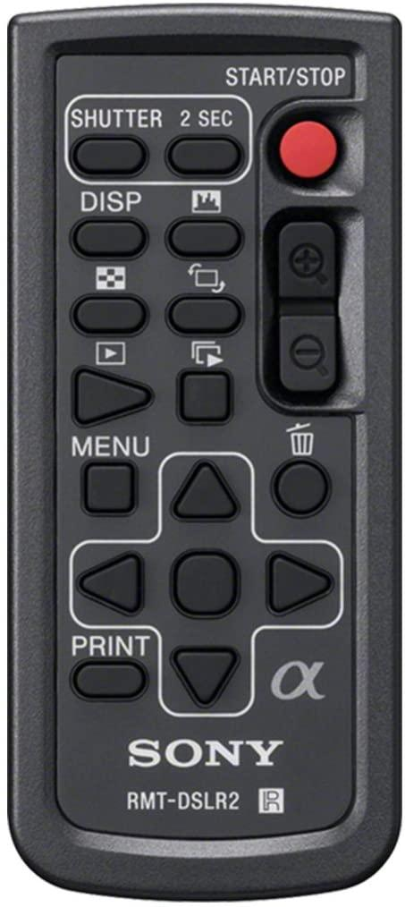 Preview of the first image of Sony RMT-DSLR2 Wireless Remote Control.