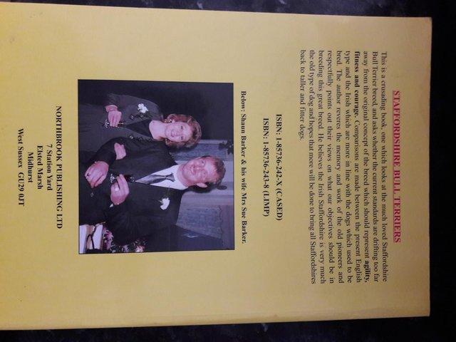 Image 2 of book on staff irish &uk