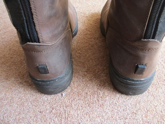 Image 8 of Mountain Horse Long Riding Boots Size 8