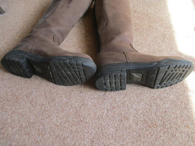 Image 9 of Mountain Horse Long Riding Boots Size 8