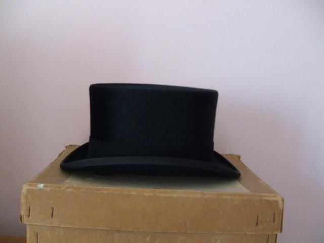 Image 2 of Ladies top hat