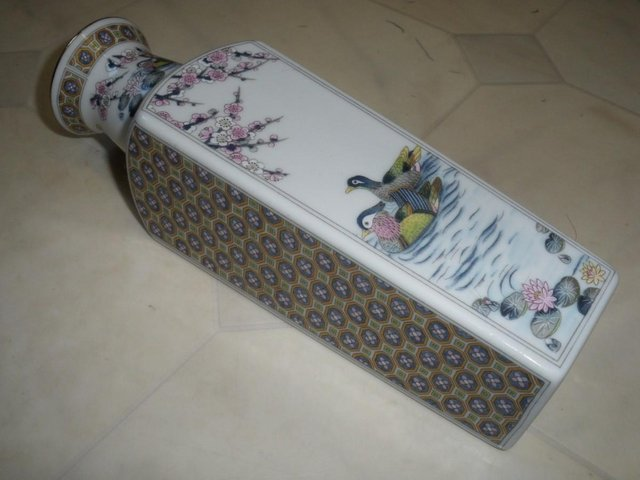 Preview of the first image of Decorative Flower Vase.