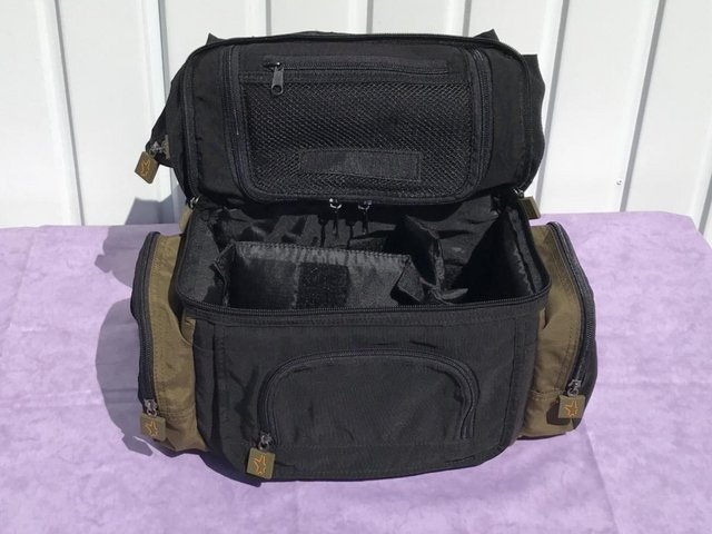 Preview of the first image of KAMALA CAMERA BACKPACK RUCKSACK.
