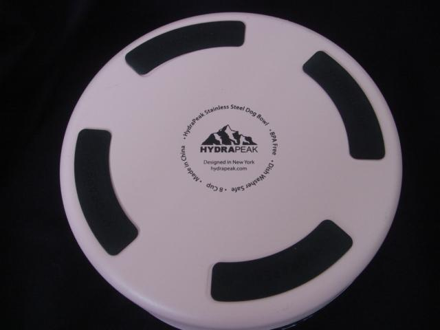 Image 2 of Hydrapeak Stainless Steel Insulated Dog Bowl Large Breed