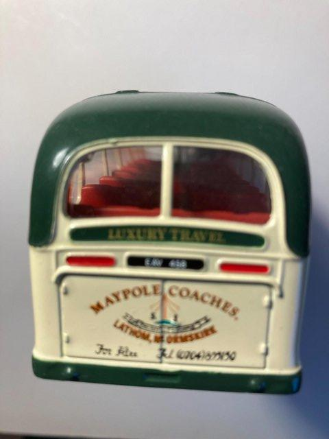 Preview of the first image of Very rare Collectors model of Maypole coach from Latham.