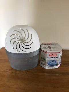Preview of the first image of Unibond (non powered) Dehumidifier & Refill.