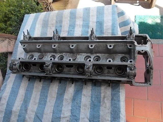 Preview of the first image of Cylinder head Jaguar Xj6 4.2.