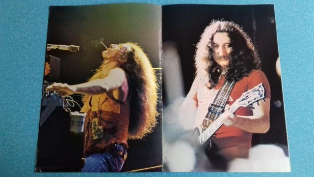 Image 2 of 1977 Uriah Heep 'Firefly' UK Tour Programme +concert stub.