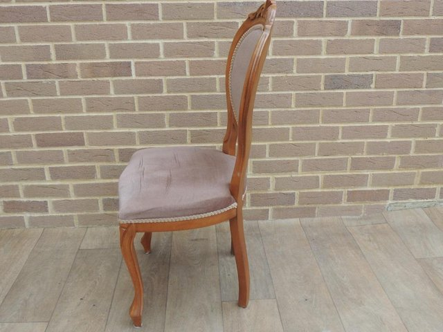 Image 3 of French Desk Chair (UK Delivery)